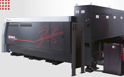Centre Laser Fibre CO2