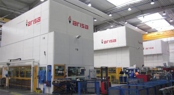 Presses mécaniques ARISA