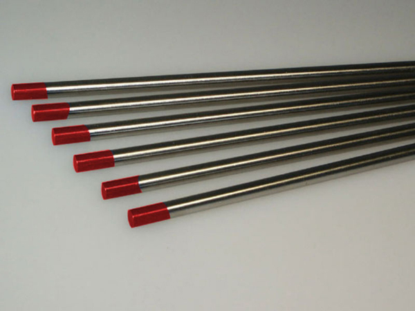 electrodes tungstène TIG thorium