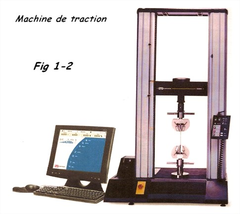 Machine traction