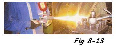 Rechargement procédé ROBOTEC CASTOLIN