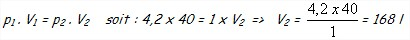 Calcul chalumeau 2