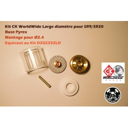 Kit Pyrex CK Worldwide SR9,...