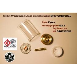 Kit Pyrex CK Worldwide...