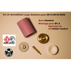 Kit Alumine CK Worldwide...