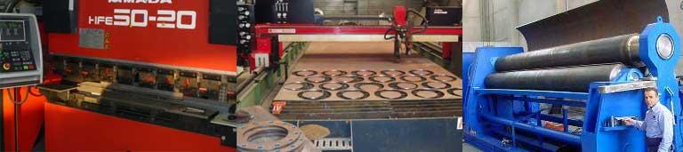 Machines pour les chaudronniers