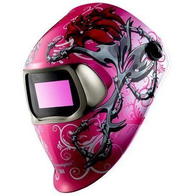 3M  Speedglas TM  série 100 Wild n Pink