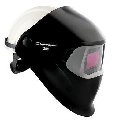 3M  Speedglas TM  série 100 (noir) avec casque et filtre 100V
