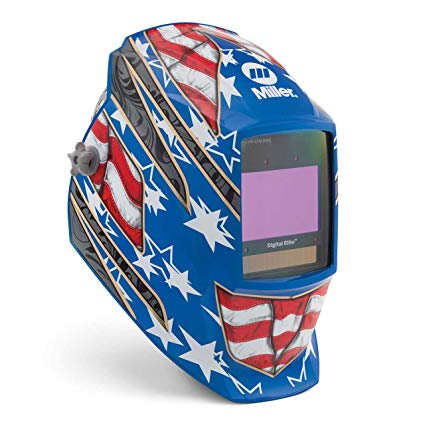 MILLER  Digital Elite Star & Stripes