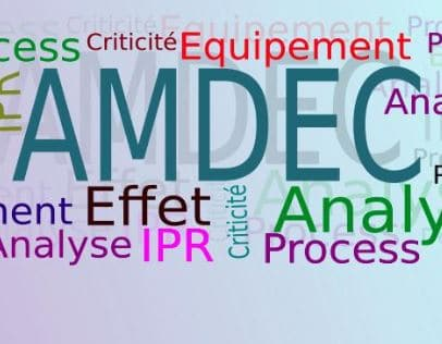 AMDEC, méthode d'études des défaillances d'un produit