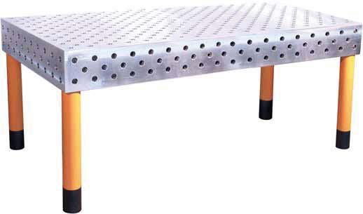 Table de soudage modulaire NORELEM