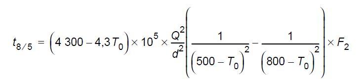 Calcul du temps de refroidissement 3